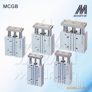 供应金器迷你型双导杆气缸 MCGB-23-50-25