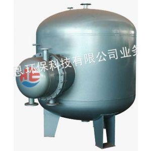供应半容积式热交换器