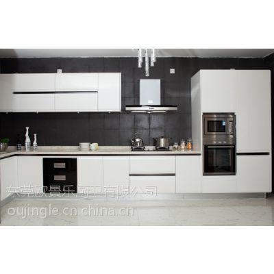 新款厨柜/高级厨柜/家庭厨柜/不锈钢厨柜加盟