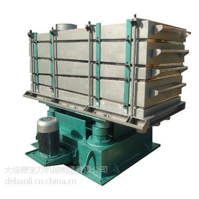 供应适应矿粉瓷粉石英沙彩沙的回旋筛选机