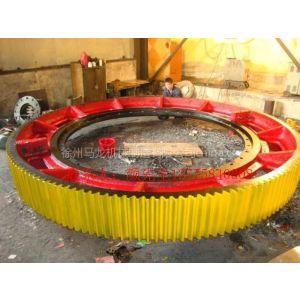 徐州马龙供应2.2*7米优质球磨机大齿轮