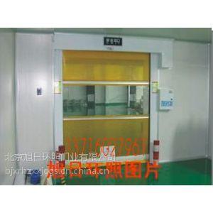 供应自动升降门,工业堆积门,抗风堆积门,18601212630PVC自动卷帘门