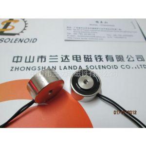 供应定做隔着小型电磁铁吸盘|微型吸盘|设备用搬运电磁铁