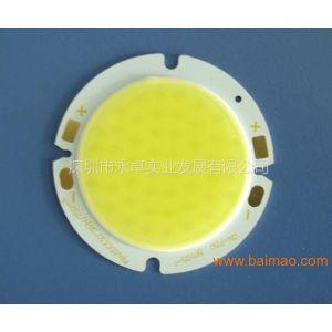 供应COB平面光源硅胶 LED光源封装硅胶