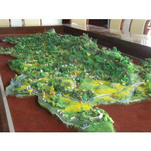 供应湖南地形地貌模型