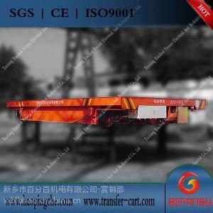 供应上下坡运料轨道电瓶车 蓄电池电动过跨平车 可转向轨道牵引平板拖车转弯结构原理图