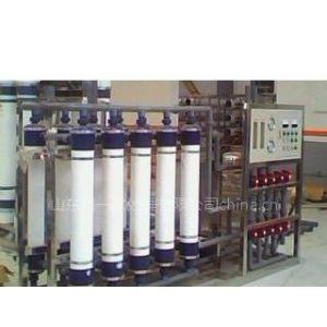 供应矿泉水设备在水处理行业中的运用