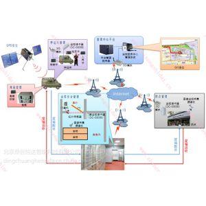 供应鼎创恒达RFID银行款箱押运全程追踪管理系统
