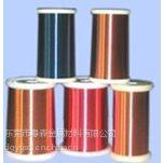 供应彩色铝扁线 手工艺品铝线