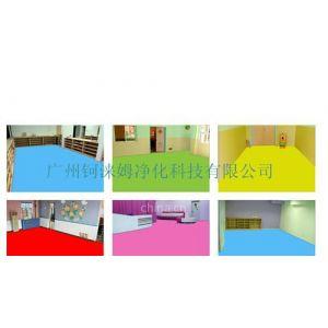 供应番禺幼儿园专用PVC地板厂家