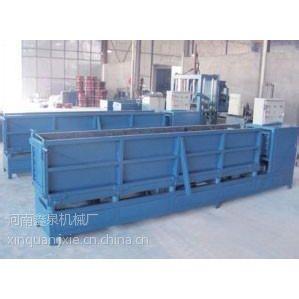 供应鑫泉机械水泥烟道机成为传统手工制作烟道的替代品