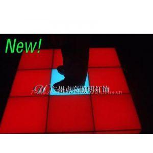 供应舞台地板灯,感应地砖灯,LED跳舞地板灯