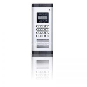 供应希安数码科技安的楼宇对讲数码式非可视对讲门口机
