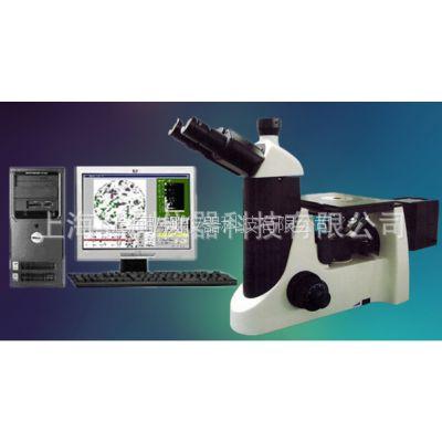 供应HCJXDM2000-ST型 图像处理数据分析型三目倒置金相显微镜【上海弘测】