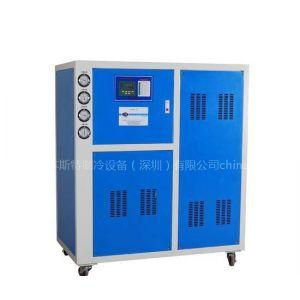 供应水冷式低温制冷机