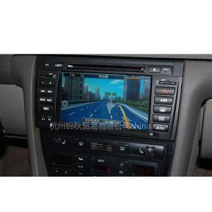 杭州新星光电奥迪A6专用DVD导航 GPS导航 奥迪A6安装车载导航一体机 杭州奥迪A6升级手写导航