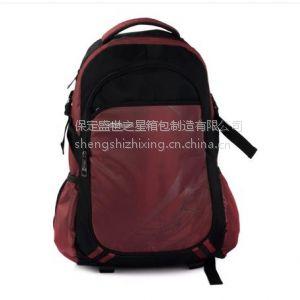 供应厂家直销男士双肩背包韩版女时尚潮旅行休闲中学生书包电脑包包袋竖款方形