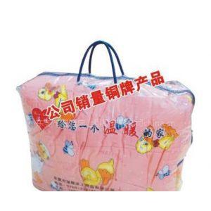 供应床上用品- C版TC纯棉7D纤维被芯- 床罩/被套/被褥 (六件套)