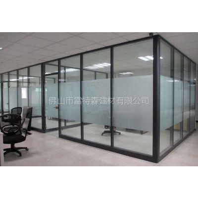 供应珠海中空百叶玻璃隔断,高隔间装修