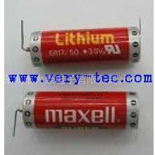 供应日本万胜MAXELL电池ER17/50, ER6, ER6C, ER10/28