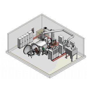 供应供应低压等离子喷涂系统