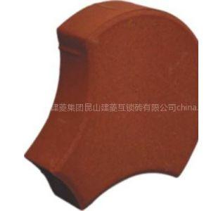 供应扇型砖,弧型,鱼尾型建菱砖