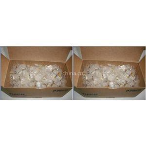 供应AMP安普盒装网络水晶头|RJ45水晶头|网线水晶头|一盒100个