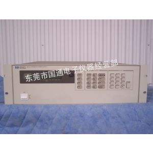 供应HP6032A直流电源Agilent6032A全国包邮