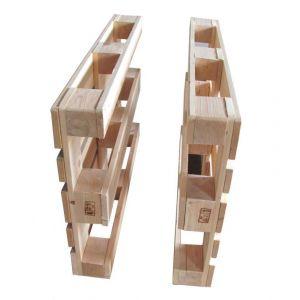 供应青岛厂家供应熏蒸木托盘 出口木质托盘