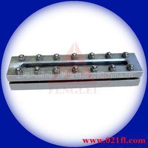 供应焊接式玻璃板液位计,风雷HG5-1370-80
