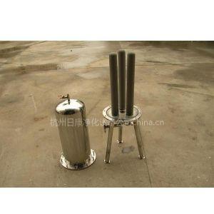供应3芯不锈钢钛棒过滤器