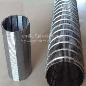 供应不锈钢焊式绕丝筛管