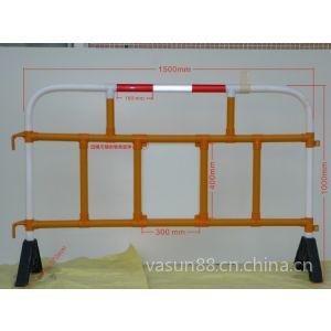 供应工厂直销安全护栏、隔离栏、优质塑料铁马、交通护栏、道路设施