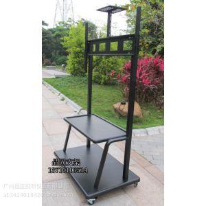 供应供应可挂100寸一体机电视机架LP2100款 一体机电视立体移动座架