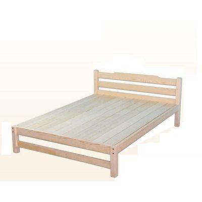 厂家批发 实木单层床 公寓床 员工宿舍床 学生午休床 带三抽屉