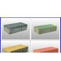 供应舒布洛克、水泥空心砖(砌块)、铺地砖、植草砖