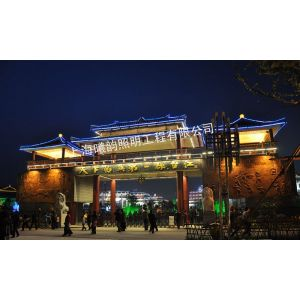 供应建筑照明设计_led亮化工程_城市灯光设计 - 上海照明设计公司