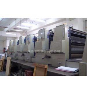 秋山HA-644六色二手印刷机