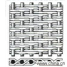 供应不锈钢网-席型筛网