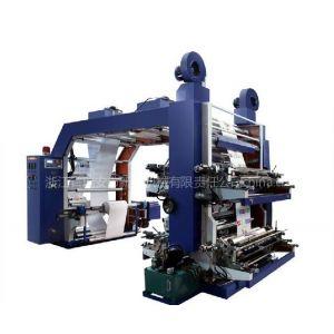 供应4色凸版柔性印刷机 拷贝纸印刷机