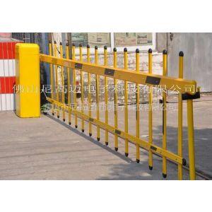 供应单层栏栅道闸、栅栏式挡车器、升降杆闸道、拦路机道闸安装价格、道闸降不到位时怎么回事