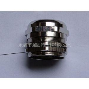 供应供应G1黄铜电缆接头 G3/4金属电缆接头 厂家直销