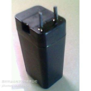 供应LED手电筒用4V铅酸充电电池,4V铅酸蓄电池,电蚊拍铅酸电池