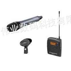 供应森海塞尔 EW135PG3 摄像机用无线麦克风 手持式无线采访话筒 正品行货