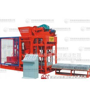 固定式砌块机|空心砌块机
