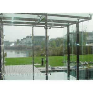 供应西安玻璃雨棚为你遮风挡雨