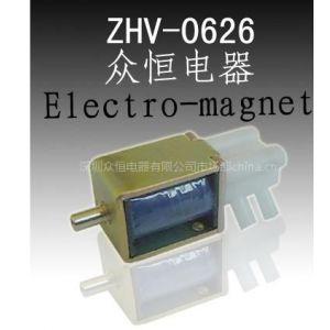 供应专业制作按摩器材美腿机用电磁阀电磁铁