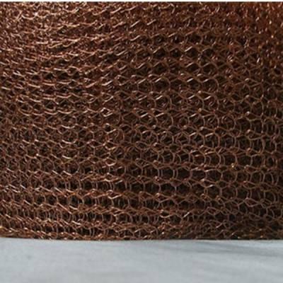 供应河北安平上善紫铜丝屏蔽网套