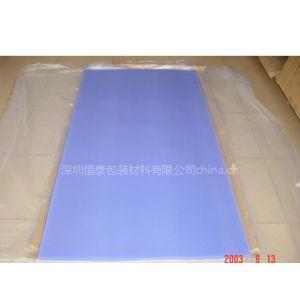 供应0.5单膜透明PVC片材