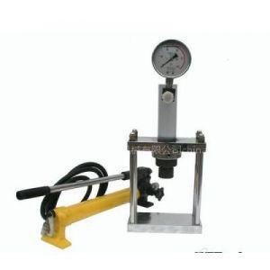 供应泥页岩膨胀仪专用压力机,岩心制作专用压力机